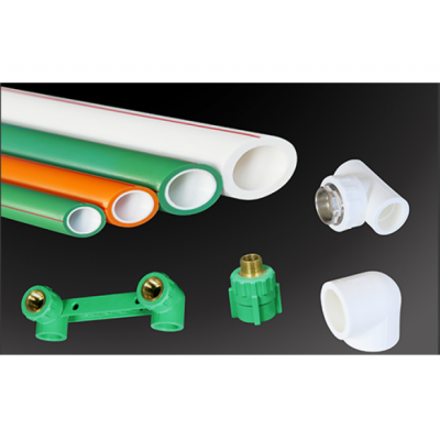 PP-R water supply pipe fittings