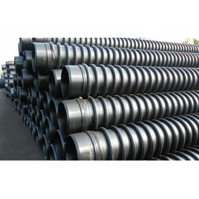 HDPE reinforced winding structure wall pipe (type b)