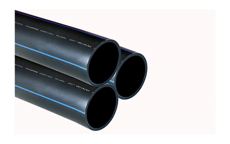 PE water supply pipe fittings