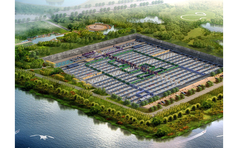 Rainwater and sewage diversion project of Qingdao high tech Zone